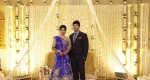 Vijayalakshmi wedding